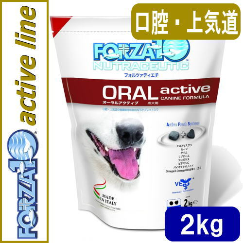 フォルツァ10 /オーラルアクティブ 2kg